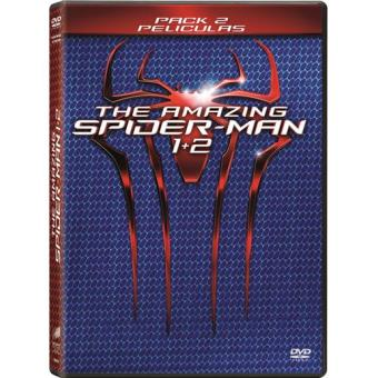 Pack The Amazing Spiderman 1 y 2 - DVD