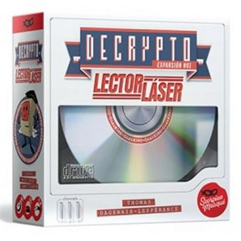 Decrypto: Expansión Lector Láser