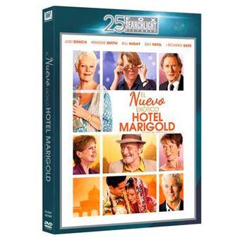 El nuevo exótico Hotel Marigold  Ed 25 Aniversario Fox Searchlight - DVD