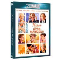 El nuevo exótico Hotel Marigold - Ed 25 Aniversario Fox Searchlight - DVD