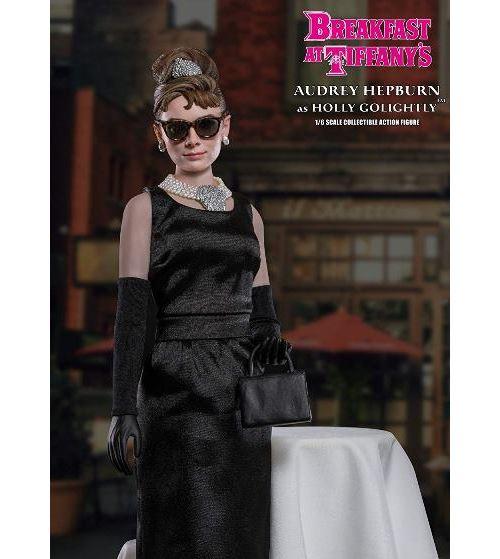 d6e4979a156a Figura Audrey Hepburn Deluxe - Desayuno con diamantes - Figura