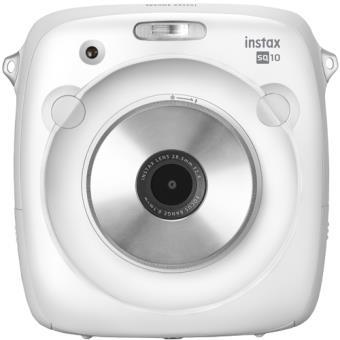 Cámara instantánea Fujifilm Instax Square SQ10 Blanco