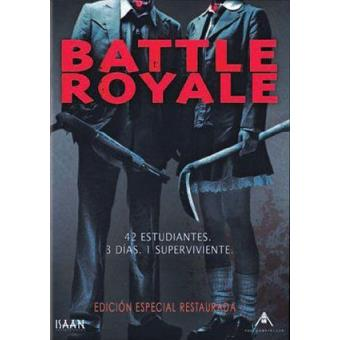Battle Royale - DVD
