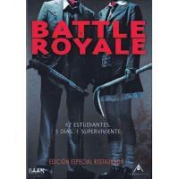 Battle Royale - DVD