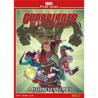 Marvel First Level - Guardianes de la galaxia