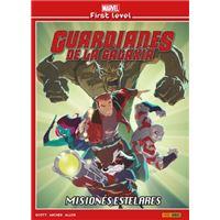 Marvel First Level - Guardianes de la galaxia