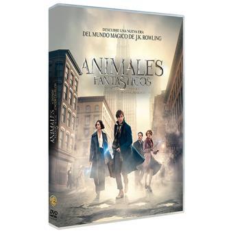 Animales fantásticos y dónde encontrarlos - DVD