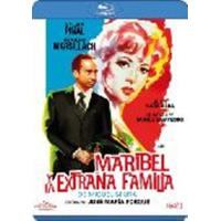 Maribel y la extraña familia - Blu-Ray