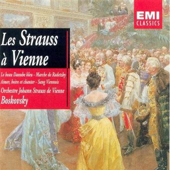 Les Strauss à Vienne