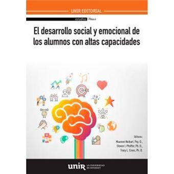 El desarrollo social y emocional en alumnos con altas capacidades