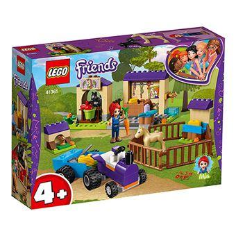 LEGO Friends Establo de los potros de Mia