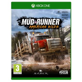 Spintires : MudRunner - American Wilds Edition - XBOX One