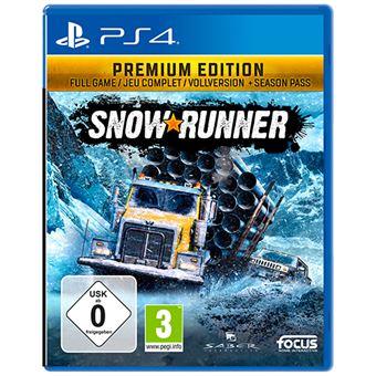 Snowrunner Premium PS4