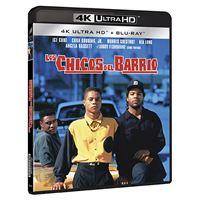 Los chicos del barrio - Blu-Ray 4K UHD + Blu-ray