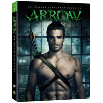 ArrowArrow - Temporada 1 - DVD