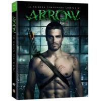 Arrow  Temporada 1 - DVD