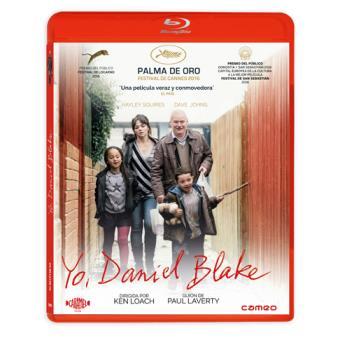 Yo, Daniel Blake - Blu-Ray