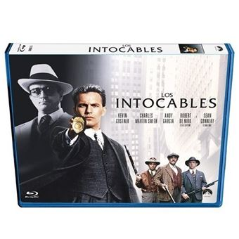 Los Intocables de Eliot Ness - Blu-Ray Ed Horizontal