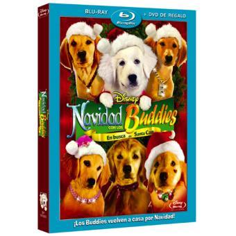 Navidad con los Buddies: En busca de Santa Can - Blu-Ray + DVD