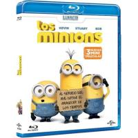 Los Minions - Blu-Ray