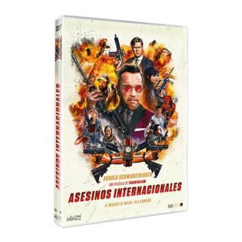 Asesinos internacionales - DVD