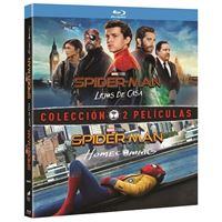 Pack Spiderman: Homecoming + Lejos de casa - Blu-Ray