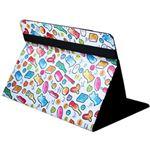 Funda SilverHT Cool Candy Puntos azules para tablet 9-11''