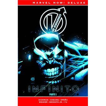 Marvel Now! Deluxe. Los Vengadores de Jonathan Hickman  3 -  Infinito Parte 1