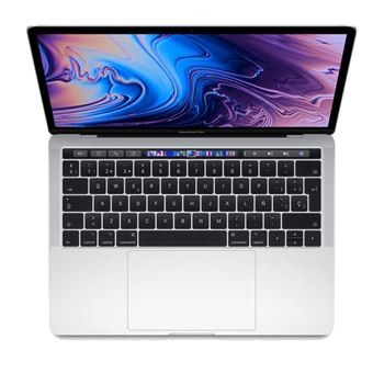 "Apple Macbook Pro 13"" i7 2,8GHz 8/256GB Touch Bar Plata"
