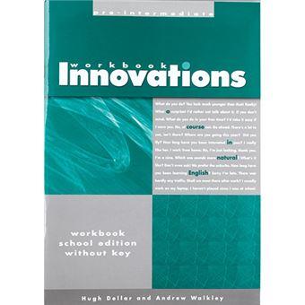 Innovations Pre-Intermediate - Workbook Without Key