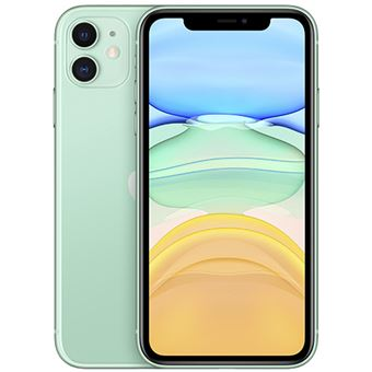 Apple iPhone 11 6,1'' 64GB Verde