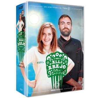 Allí abajo - Serie Completa - DVD