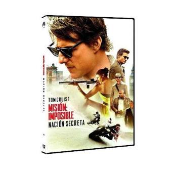 Misión Imposible 5: Nación Secreta - DVD