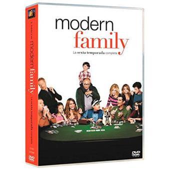 Modern FamilyModern Family  Temporada 6 - DVD