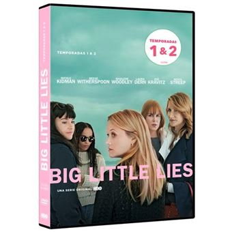 Big Little Lies Temporada 1-2 -DVD