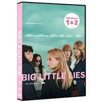 Big Little Lies Temporada 1-2 -DVD
