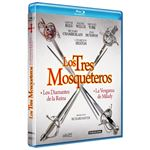 Pack Los Tres Mosqueteros - Bluray