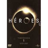 Héroes - Temporada 1 - DVD