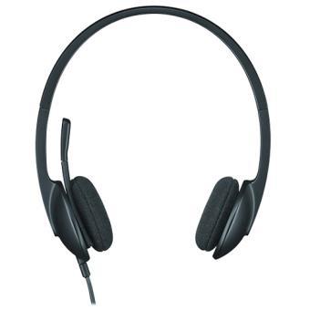 Auriculares Logitech H340 Headset USB