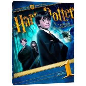 Harry Potter y la piedra filosofal - Blu-Ray + Libreto
