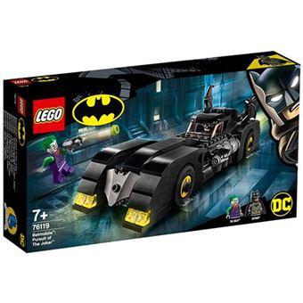 LEGO DC Super Heroes 76119 Batmobile™: La Persecución del Joker