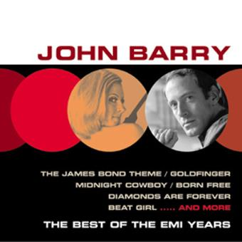 The best of John Barry