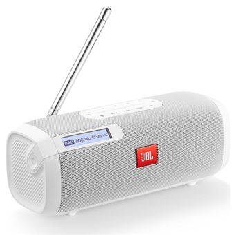 Radio portátil JBL Tuner FM DAB Blanco