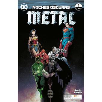 Noches oscuras: Metal núm. 01 Grapa