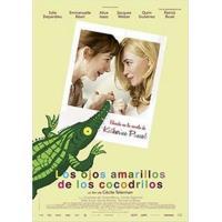 Los ojos amarillos de los cocodrilos - DVD