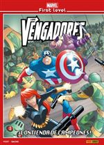 Marvel First Level - Los Vengadores