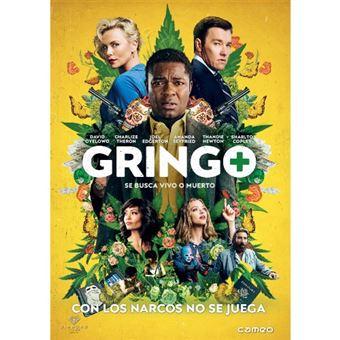 Gringo - Se busca vivo o muerto - Blu-Ray
