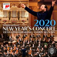 New Year'S Concert 2020 - 2 CDs