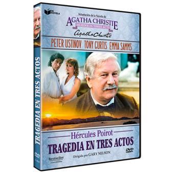 Hércules Poirot: Tragedia en tres actos - DVD