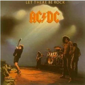 There Be Rock - Vinilo